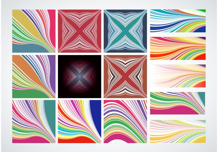 x vivid stripes stripe sixties seventies retro psychedelic pop art pattern Optic op art lines line cross backdrop 70's 60's