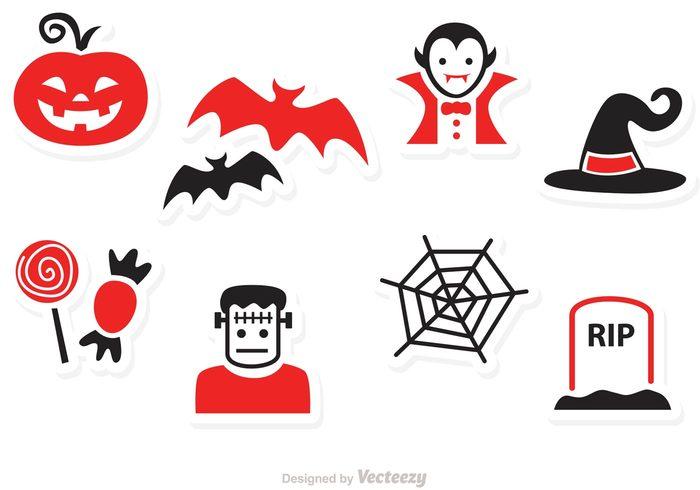 Halloween Vector Icons 130123 - WeLoveSoLo