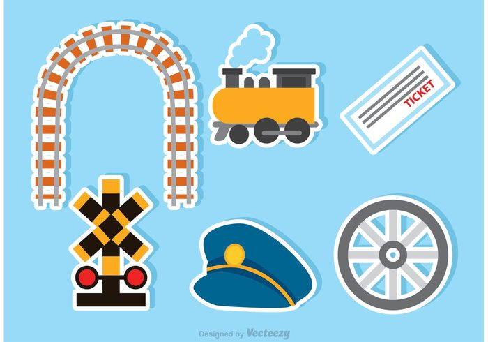 transportation trains train track train ticket train pass train icon train traffic track tourist ticket subway railroads railroad track railroad public transportation pass locomotive hat gate conductor hat conductor