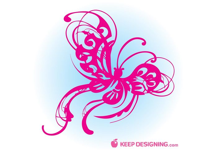 wings visual vector t-shirt shape print ornamental illustrator illustration graphics design creative clip art clean butterfly background art abstract