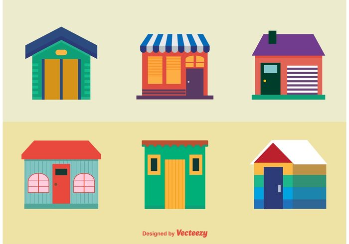 urban town style store shop residential residence Real Property pictogram housing houses house icon house homes home flat estate city building bright houses bright home architecture apartment