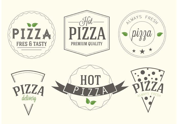 template pizza tag pizza logo pizza label pizza packaging package meal label isolated food logo food label food design delivery blank advertisement