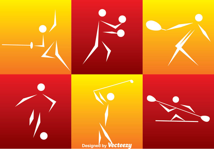 trophy tennis stick figure silhouette stick figure man sports silhouette sport soccer sign rafting pingpong Human golf football Fencing (The Sport) fencing exercise competition activity