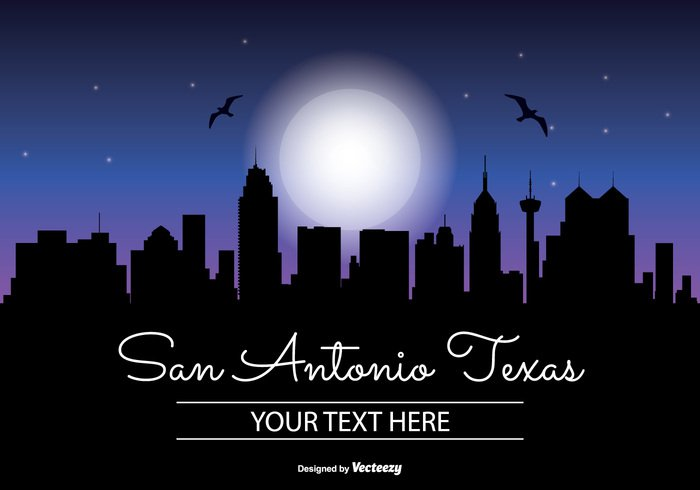 vacation united states travel tower texas skyline texas night texas tall stars skyscraper skyline sky silhouette shoreline scraper san antonio night san antonio reflection office night time night moon modern landmark high front downtown Destination dark corporate coast cityscape city skyline city silhouette city business building beautiful background architecture america