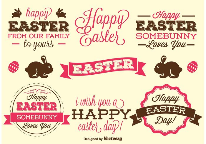 vintage typography typographic type tags symbol swirl style set season script ribbon retro rabbit ornate ornament old message Lettering label icon holidays happy easter happy Handwriting greetings graphic frame festive egg easter label easter elements easter day easter badge easter design decorative decoration decorated collection classic Christ card calligraphy calligraphic bunny border banner background abstract