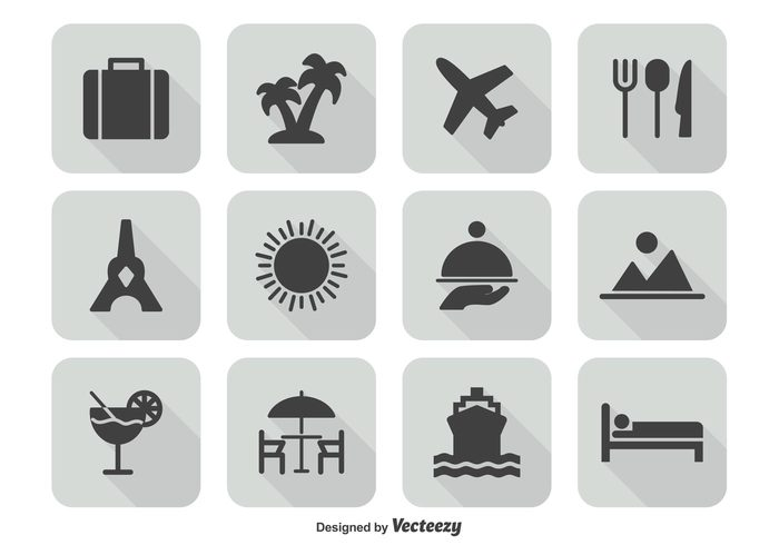 vacation trendy tree travel icons travel icon set travel tourism icons tourism taxi symbol sunny sun summer suitcase simplus sign ship set service sea restaurant point plane photo passport pass parking nature map long shadow icon set icon globe food excursions document collection car boat beach arrow airport airplane air
