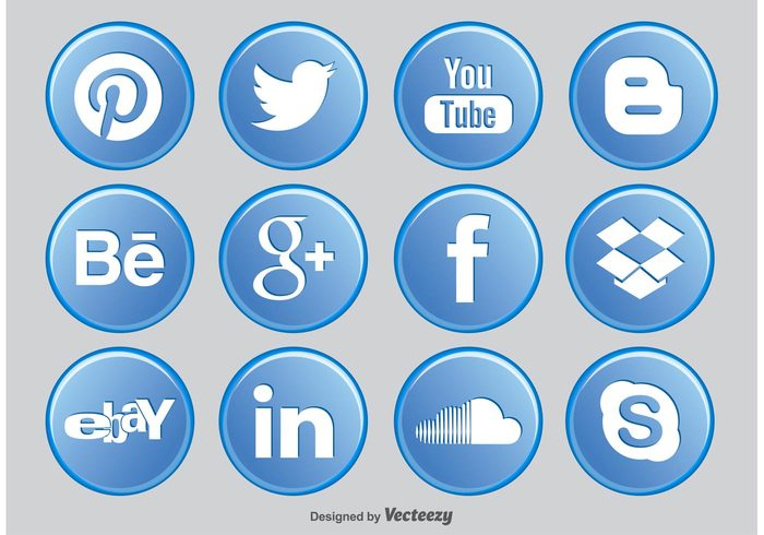 website web vintage tool technology symbol social media icons social site silhouette sign set round retro pictogram Option navigation multimedia mobile message media internet interface information icon set icon graph element effect document digital design data control computer colorful collection button icons button business badge add