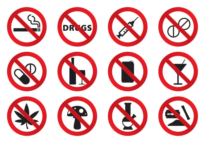 white warning use syringe symbol stop society smoke sign Sick shop Rasta product problem prevent pills pictogram pharmacy on not no drugs no Narcotic mushrooms medicine Marijuana legal junkie Joint isolated injection inject illegal icon heroin Healthy health drugs drug Do Detox Colour color coffee cocaine blood attention Aids addiction Addict