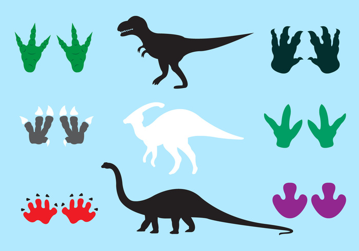 wildlife wild silhouette reptile Raptor prehistoric predator paw large isolated huge graphic gigantic footprint dinosaur footprint dinosaur claws animal ancient