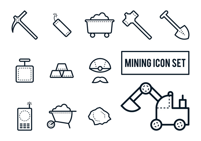 wealth vector underground truck treasure Terrain slavery sifting sieve rock rich pickup pick mining icons miner mine lamp Mine load industrial icons set icon helmet hand hammer gold mine gold Earth mover dump diamond coal mine Coal bulldozer
