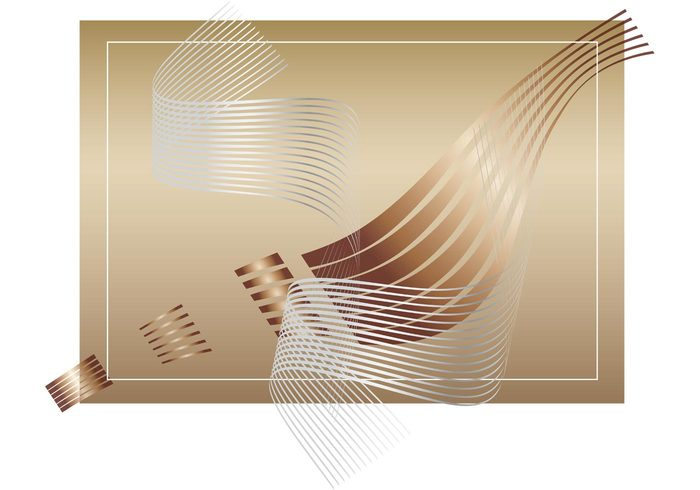 vector background Triumph success silver rich luxury gold Extravagance decorative
