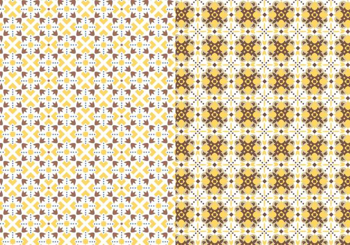 wallpaper vector trendy shapes seamless random pattern pastel ornamental motif mosaic Geometry geometric decorative decoration deco background abstract
