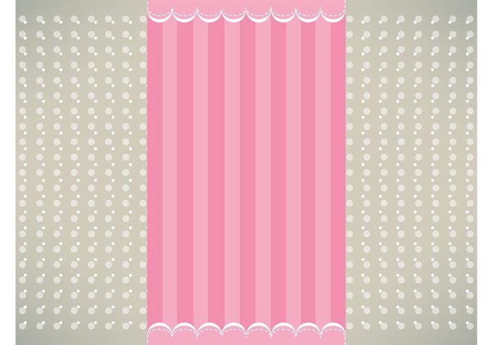 wallpaper Textiles template stripes shapes poster Patterns lines girly geometric flyer elegant elegance dots cute curtain Backdrop image