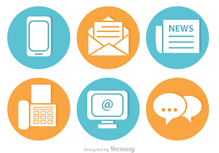 phone office icon office News message media mail internet fax icons fax icon fax email icon email convecsation contact communication icon circle chat call bussiness