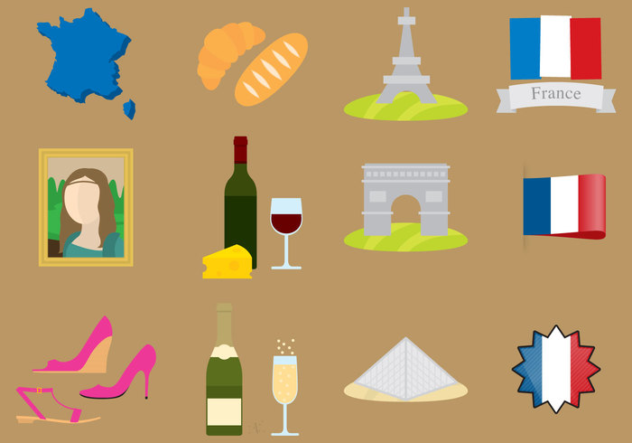 wine vineyard vinci vector triomphe travel traditional tower tourism the symbol snail shoe set sacre restaurant perfume Paris notre napoleon monas mona map love louvre LISA Leonardo isolated illustration icon grape glass frenchman French france food fashion Europe escargot emperor Eiffel drink De dame Da culture croissant cravat collection Coeur cheese Chanel champagne breakfast bread bottle black Baguette arc