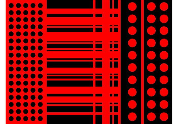 20jyf45virmcy11 Dots Stripes Vector