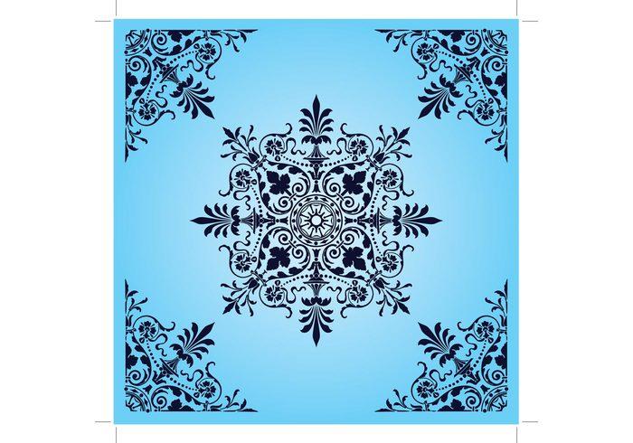 Victorian Pattern 109802