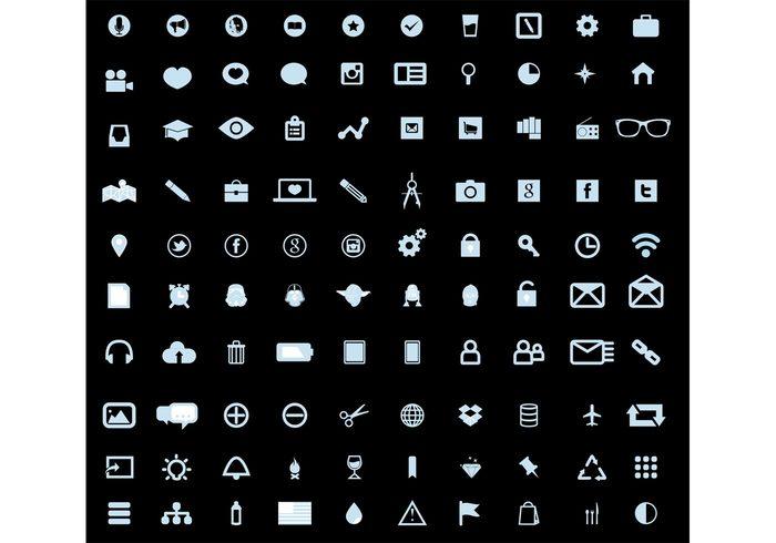 web icons visual icons user interface ui starwars icons social icons interface icons interface design icons Free icons