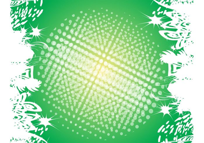 winter vector star snow flakes joy holiday halftone Free Background festive ellipse dots christmas Background picture