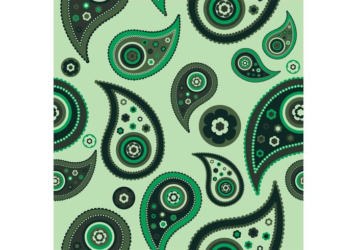 wallpaper wales vector pattern vector background ties Textiles Shawls seamless plant persian pattern motif iran india droplet