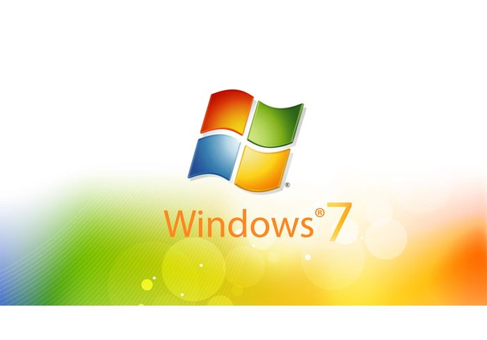 XP Windows wallpapers rainbow designs creative computers Colours background 7