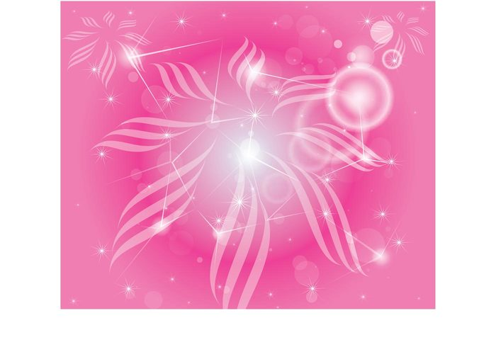 vector background universe sweet stars sky salmon Magenta hot pink fuchsia free download Flesh cotton candy coral color Bubble gum blush