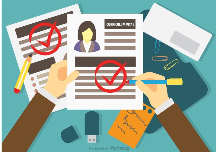 work selection resume icon resume recruitment paper occupation hand Employment Issues document data CV Icon CV curriculum vitae clip business Approve