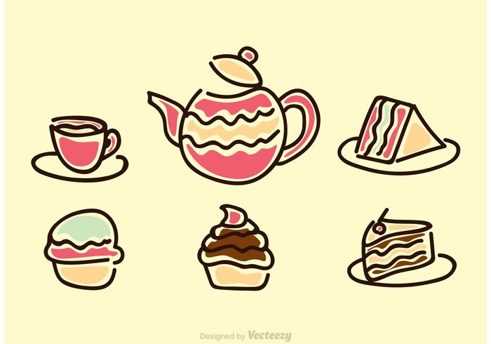 victorian teapot teacups tea party Tea kettle tea cup tea sweet sugar saucer party ornate muffin kettle isolated hot high tea flowers floral fancy cups colorful cake breakfast afternoon