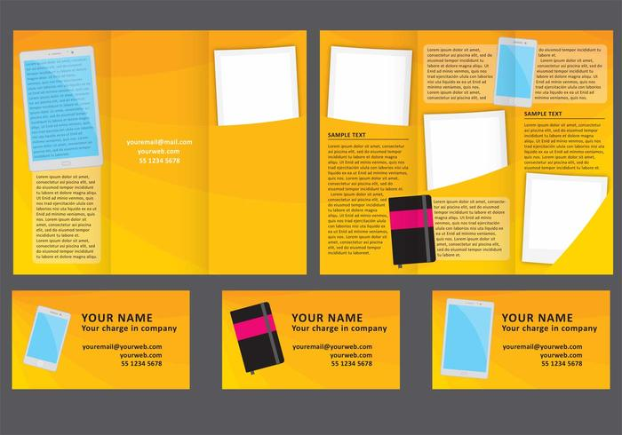 visual tri fold brochure theme text template space sheet promotion presentation portfolio plan paperback paper office marketing magazine layout information empty document design cover corporate content company card business brochure booklet banner background advertise