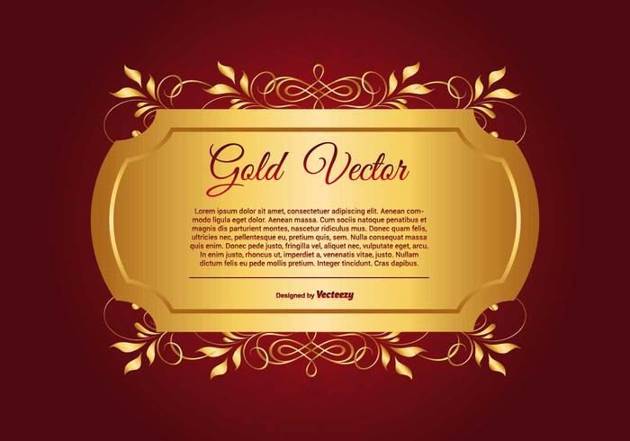 vintage vector template tag swirl sign shield royal retro red product pattern ornate ornamental Noble Maroon luxury luxurious label invitation heraldic greeting card golden gold tag gold nad red gold frame emblem element elegant elegance decorative decor cover christmas certificate business banner Backgrounds background