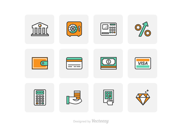 white wallet vector percentage orange money safe money mobile atm machine line Law icons icon set hand green flat finance ecommerce e-commerce dollar bill diamond creditcard coins building bank icon bank card bank atm machine