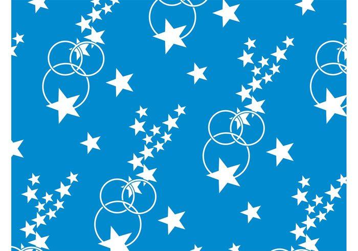 wallpaper stars star seamless pattern rings pattern circles circle background backdrop