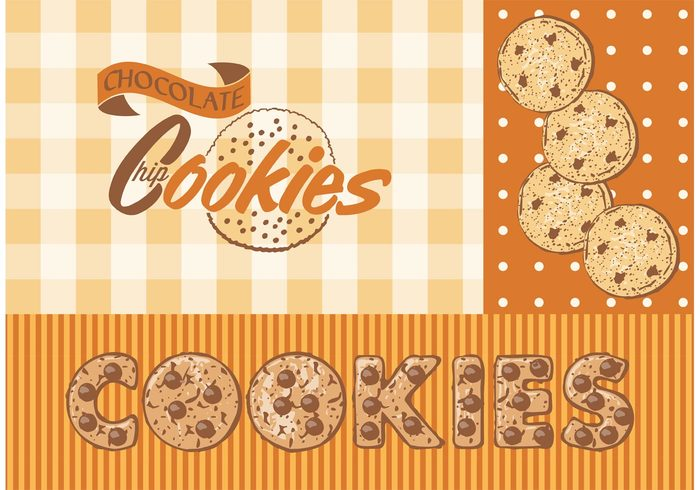 wallpaper vector texture sweet snack round pattern pastry graphic gourmet food drawing dessert delicious crunchy Cookie chocolate chip cookies chocolate chip cake brown Biscuit biscotti birthday bakery baked background appetizing