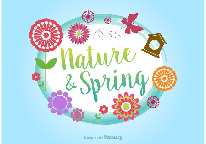 wallpaper typography typographic type text summer springtime spring sign plant organic nature love leaf greeting garden flower floral environment elegant decorative decoration cute card blossom beautiful background