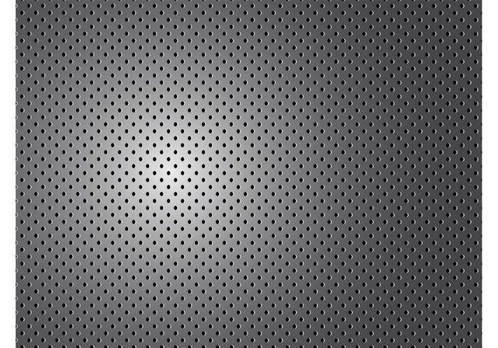 wallpaper Surface shiny shine shadow metallic light industrial holes glossy background Aluminium