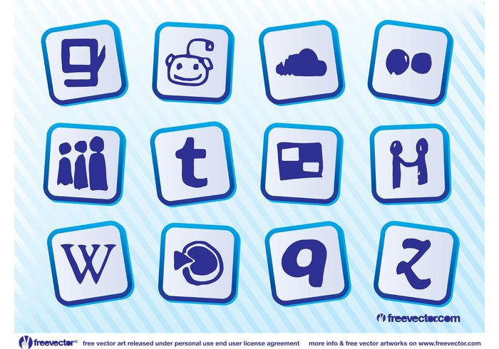 Zerply wikipedia web twitter soundcloud social reddit Quik net Myspace icon Gdgt flickr Diigo delicious Bink list
