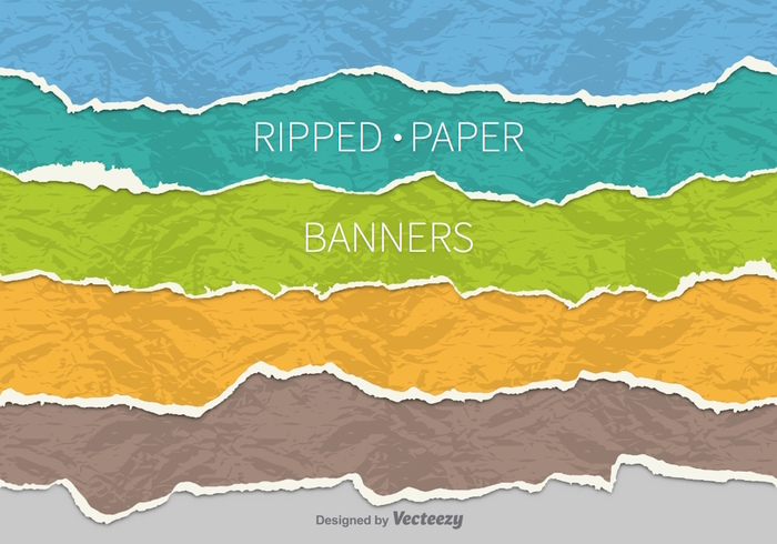 torn texture template strips shredded sheet set scrapbook scrap ripped paper banner ripped paper background ripped paper ripped red paper orange note grunge gray damage collection card blue blank background