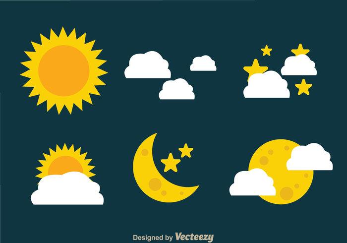 up sunlight sun star space sky night moonlight moon lunar day cloud