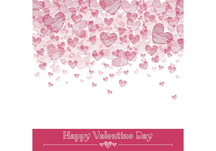 valentines day valentines valentine sweet sketchy heart romantic romance red pink hearts pink lovely love i love you heart wallpaper heart background heart happy valentines day card background