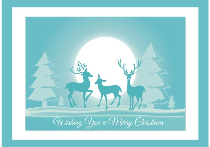 xmas reindeer xmas winter Tradition snow seasonal season santa's reindeer Rudolph reindeer merry christmas merry holiday happy new year happy greeting card greeting festive design decorative christmas reindeer christmas greetings christmas card christmas celebration card blue background