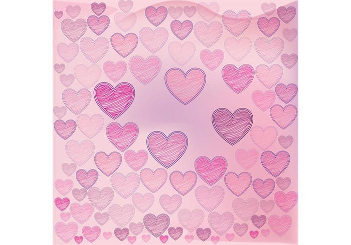 wallpaper Valentines day card valentines day valentines valentine sweet romantic romance pink lovely love i love you hearts heart wallpaper heart background heart happy valentines day card background