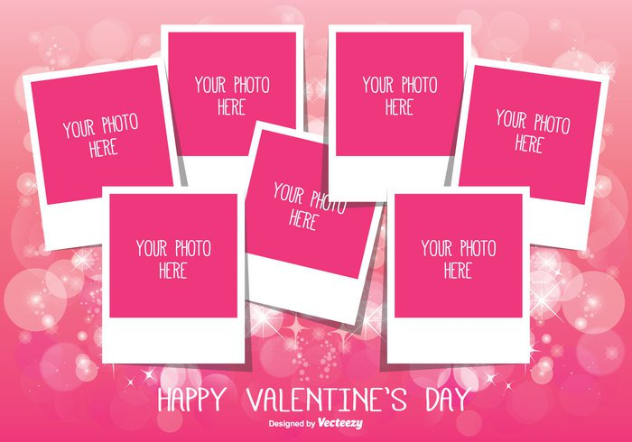 white valentines day valentines template stripe scrapbook scrap postcard polaroid pink pictures photo template photo collage passion party paper page message love lace invite invitation heart greetings fun frame elements day valentine cute corner collage template collage cheerful celebration card border booking bokeh blank birthday background album