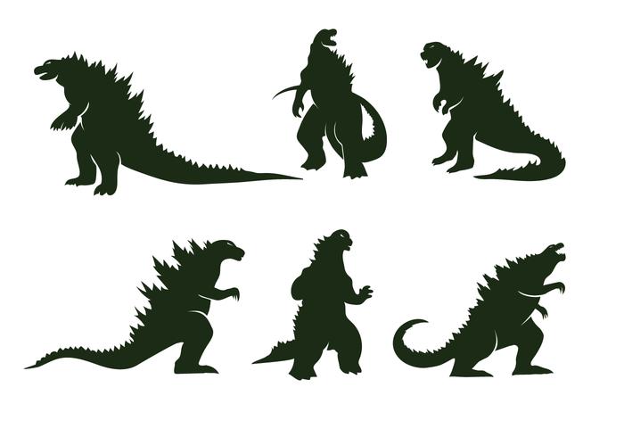 teeth silhouette scream roar Natural disaster movie monster jurassic Japanese godzilla Giant dinosaur destroy danger