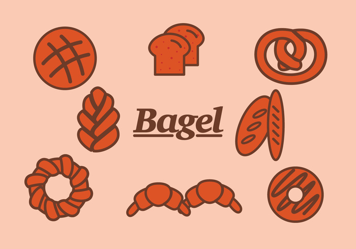 snack sesame seed restaurant object isolated food delicious carbohydrate breakfast bread rolls bread roll bread bakery baked bagels bagel