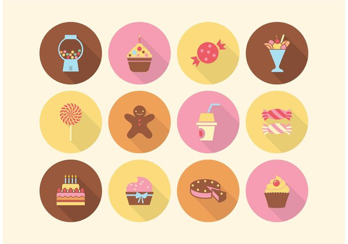 sweet strawberry snack shop pies pastry muffin menu lollipop juice icon ice home fruit food flat drink donut dessert cupcake cream cookies cook confectionery chocolate cherry candies cake birthday baking bakery