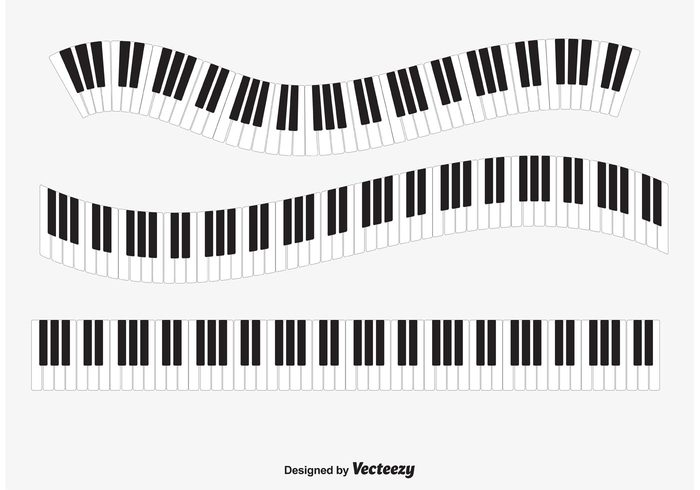 white wavy piano wavy wave vector synthesizer sounds row play piano keys piano pattern path octave musical music keyframe keyboard key isolated instruments image horizontal Harmony grand Fingerboard entertainment Ebony directly curvy concert computer close-up classical black background arrangement abstract