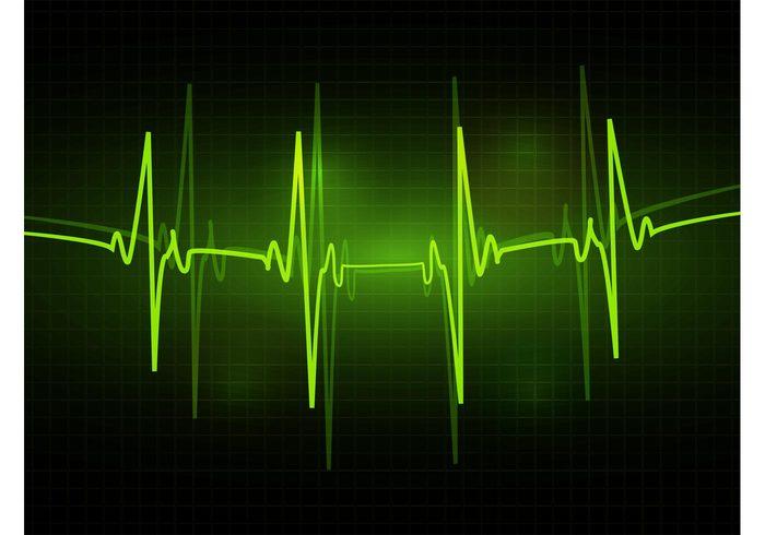 wallpaper medicine medical lines linear hospital heart health electrocardiogram Ecg clinic Cardiac background