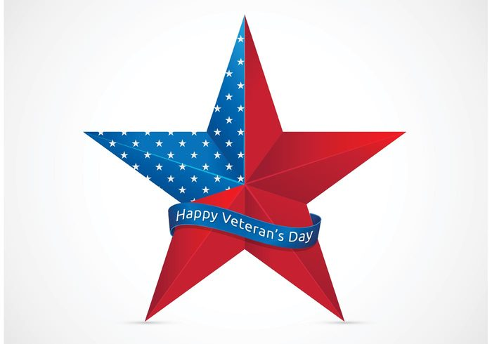 win white web veterans day veterans vector USA symbol star sign shape set red patriotic ornament object national memorial July isolated Independence image illustration icon holiday happy Fourth flag five-pointed Five emblem decoration day color bright blue background art american 4th 4 3d