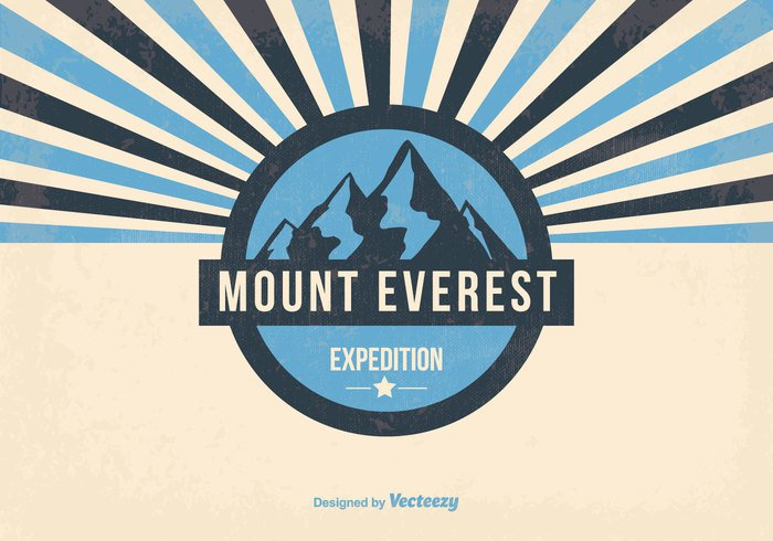 vintage vector typography typographic trendy trekking style retro range outdoors Outdoor nature mountains mountaineer mountain mount everest mount locations living letters Lettering label illustrator illustration Himalayas himalayan graphic explorer everest elements Destinations designer design collection climbing climber climb camping background artwork art apparel Adventure