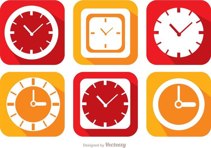 watch time telling time stopwatch seconds pictogram minute measurement instrument of time hour flat clock digital desktop clock Deadline clock icon clock face clock analog alarm clock alarm 24h 24